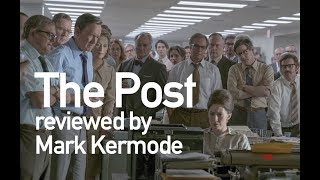 The Post reviewed by Mark Kermode