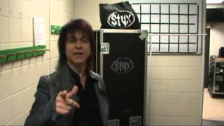 A Special Message from Lawrence Gowan of Styx