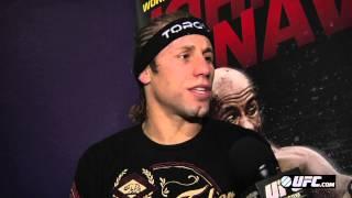 UFC on FOX 9: Urijah Faber Post-Fight Interview