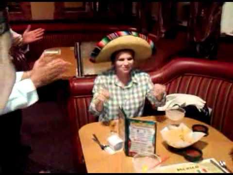 Medranos Mexican Restaurant Birthday Song
