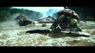 Черепашки-ниндзя 2 (2016) Русский (дублированный) HD трейлер