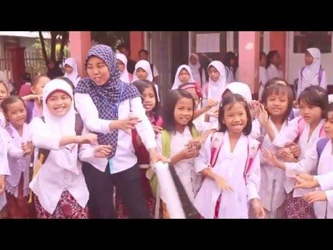 Kelas Inspirasi Bandung #4 - SDN Griya Bumi Antapani 13