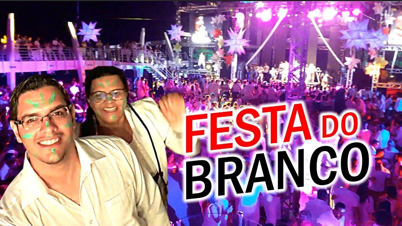 d35d03af97 FESTA DO BRANCO NO CRUZEIRO MSC PREZIOSA BRASIL PARTE 6 - YouTube
