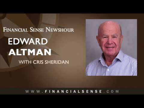 Edward Altman on Credit Cycle, Corporate Defaults, and Market Risks