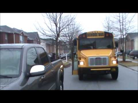 School Bus Horn (Morning Wake-Up)