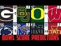 Week 4 College Football Picks (2018)  NCAAF Betting Predictions  CFB Vegas Lines & Odds (NCAA)