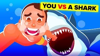 YOU vs A SHARK - Could You Survive And Defeat It? (Jaws Movie)