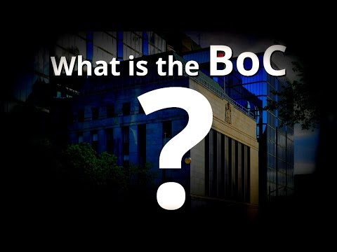 "What is the Bank of Canada and the  ""Infrastructure Bank"" - CBR Minutes"
