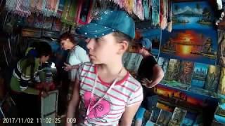 Отдых в Таиланде. Ноябрь 2017 года. Двухдневная экскурсия в Камбоджу часть №2.