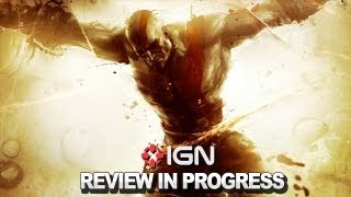 God of War Ascension Review in Progress (Video Game Video Review)