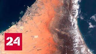 В ОАЭ в 50-градусную жару вызвали дожди. Погода 24 - Россия 24