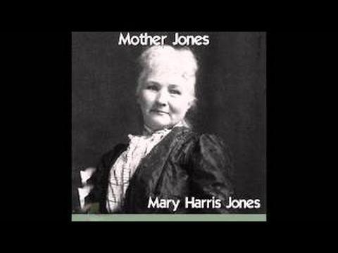 The Autobiography of Mother Jones . Full AudioBook - 2017