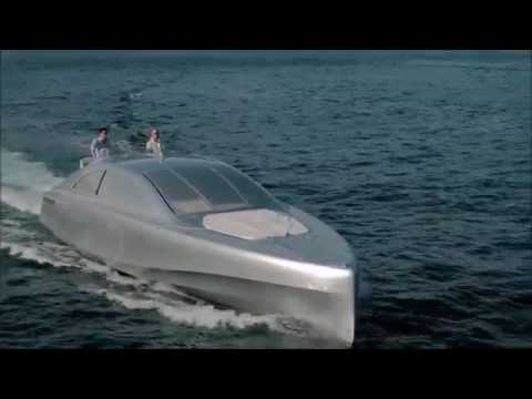 Mercedes Style luxury yacht Arrow460 Granturismo