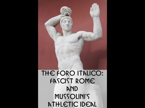 Rome Walk: The Foro Italico-An Introduction to Fascist Rome