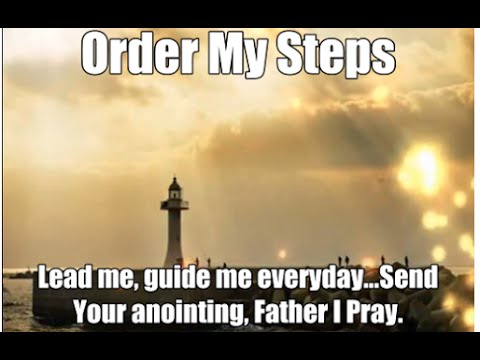Order My Steps - GMWA Women of Worship