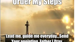 Order My Steps - GMWA Women of Worship