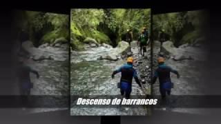 Descenso de Barrancos en Huesca Aventura en Pirineos y Sierra de Guara