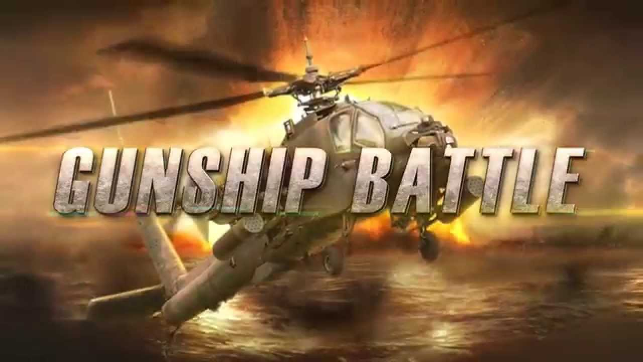 Gunship Battle Helicopter 3d Introduction Video Youtube