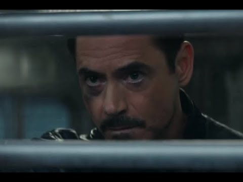 Captain America Civil War - Tony Asking Cap's Location (Tamil)