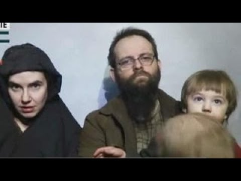 US woman, family held by Taliban since 2012 freed