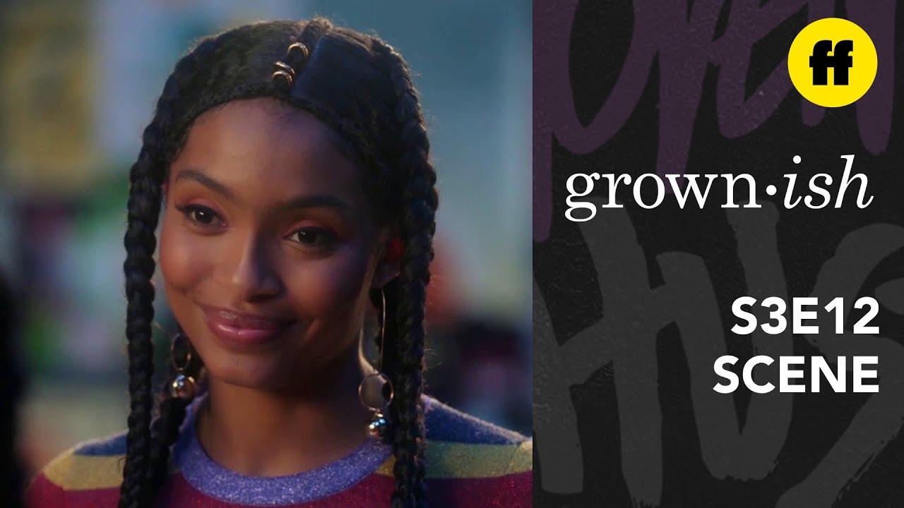 Download grown-ish Season 3, Episode 12   Zoey Passes Indigo's Test   Freeform