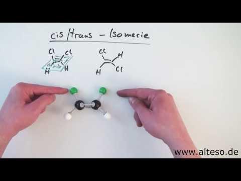 Cis-Trans-Isomerie