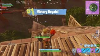 Fortnite He thought he could outbuild a no skin