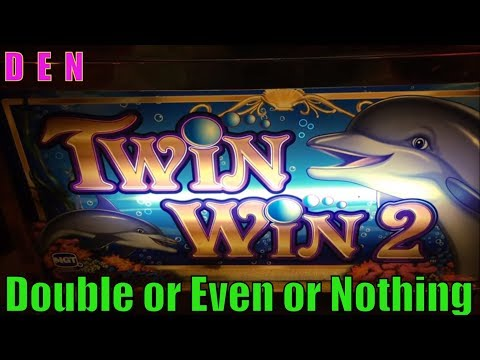 ★$LOT $ERIES ! D☆E☆N (44)★Double or Even or Nothing★Yard Birds 2/Twin Win 2/W4 Gold 50 Dragons  🎰栗