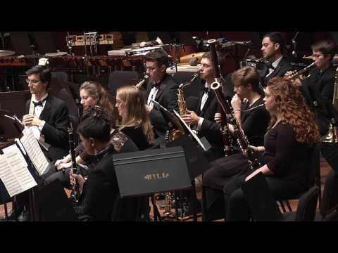 UMich Symphony Band - Kurt Weill - Little Threepenny Music: Suite from The Threepenny Opera