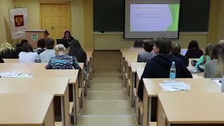 Применение тестовых технологий при уровневом подходе к обучению РКИ