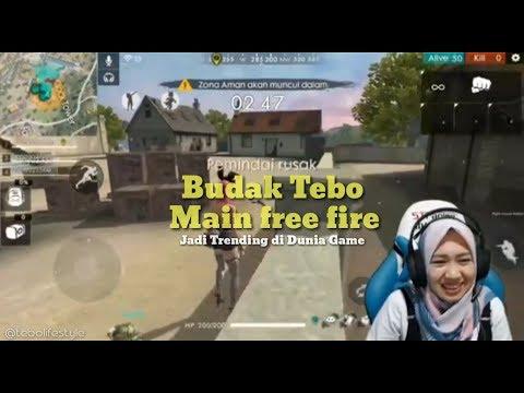 Kocak, Bocah SD Main Game Free Fire Trending Di Youtube Idang Nia | Jambi, Tebo (mangun Jayo)
