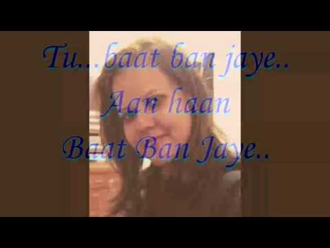 Aap Jaisa Koi (Cover version with lyrics)