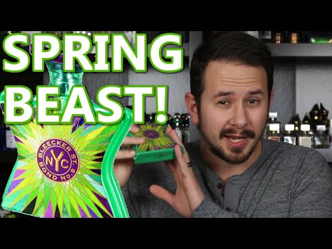 SPRING HYPE FRAGRANCE | BOND NO 9 BLEECKER STREET REVIEW & GIVEAWAY