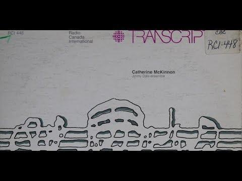 Catherine McKinnon, Jimmy Dale Ensemble (1967) Radio Canada International – RCI 448