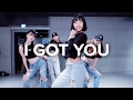 I Got You Bebe Rexha May J Lee Choreography