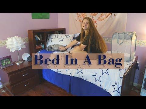 🌼honeymoon-home-fashions-bed-in-a-bag-comforter-set-txl-dorm-sheets-review👈