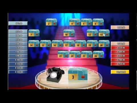Il gioco di affari tuoi online vincita di 395 euro - Gioco da tavolo affari tuoi ...