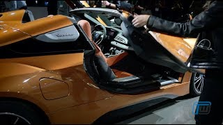 BMW i8 Roadster – Jaw-dropping Drop Top? thumbnail