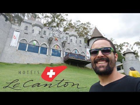 Diversão em Família no Hotel Le Canton em Teresópolis - RJ [Dicas de Viagem BR] VLOG