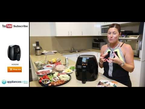 Philips HD9240 Airfryer XL Reviewed by expert - Appliances Online