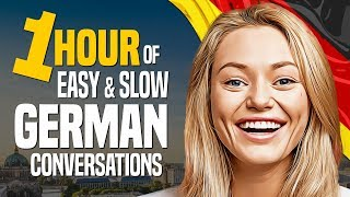 Learn GERMAN: A 1-HOUR Beginner Conversation Course (for daily life) - OUINO.com