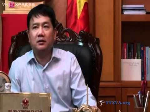 Bộ trưởng Đinh La Thăng nói về thực trạng giao thông