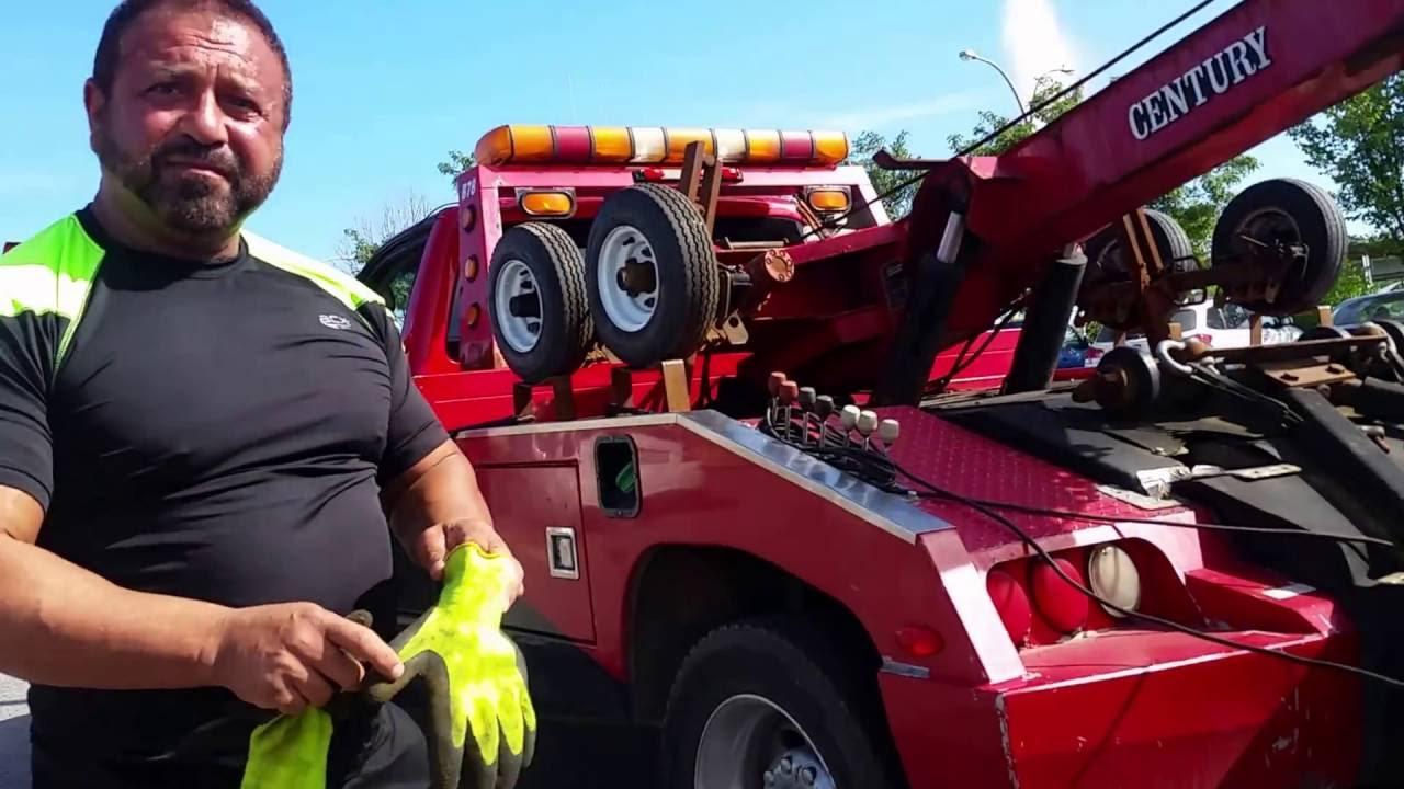 Tow Truck Ottawa >> Response Towing Ottawa Extorting Money Youtube