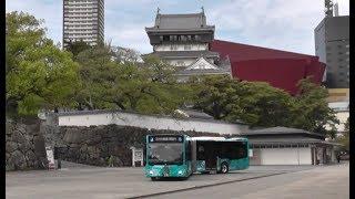 連節バス 西鉄バス北九州デザイン発表内覧会