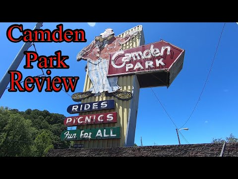 Camden Park In 2019 - REVIEW/RIDES