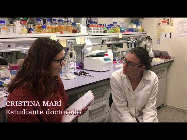 Laia Maicas y Nerea Murillo   La mujer en la ciencia   De major vull ser com 2018