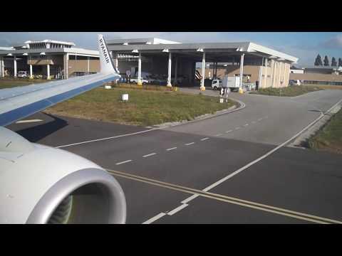 Ryanair 737-800 takeoff from Porto (OPO/LPPR)