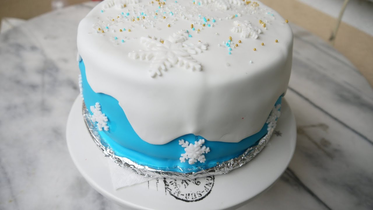 diy torte dekorieren mit fondant selber machen frozen cake elsa torte youtube. Black Bedroom Furniture Sets. Home Design Ideas