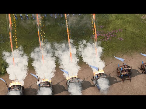 Age of Empires IV - Weapons of War - Nest of Bees