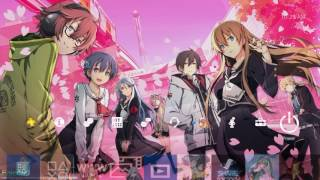 Tokyo Xanadu PS4 Full Theme Song | All is a lie (X.R.C)